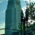 LE LOS ANGELES CITY HALL