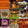 Halloween, chez dylan's candy bar