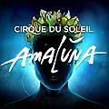 Cirque du soleil : sous le grand chapiteau d'amaluna...