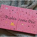 Wishes come true, la jolie palette des fêtes !