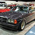Brabus Mercedes type 250 coupé (w123) de 1980 (RegioMotoClassica 2010) 01