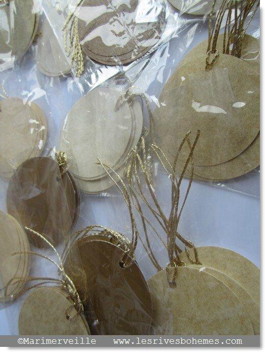 belles boules de papier chic marimerveille