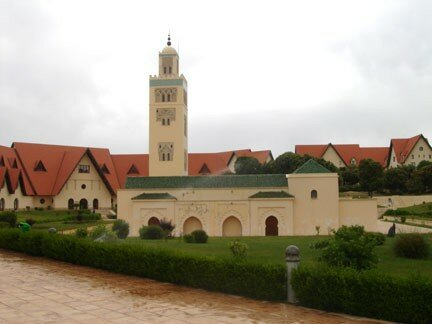 Mosquee a Ifrane