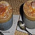 soufle glaces mangue