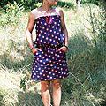 Ma robe de plage...