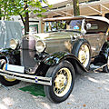 FORD Model A 2door Phaeton Deluxe 180-A 1930