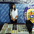Vénézuela : l'avocate de liliane tintori arrêté avec du matériel pour falsifier des documents