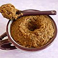 Mugcake cru au café et aux céréales weetabix (sans sucre ajouté sans oeufs sans lait sans beurre et sans cuisson)