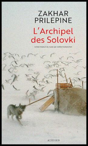 l archipel des solovki