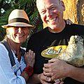 Corinne REINSCH et Larry Mc LAUGHLIN