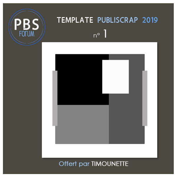 Template PBS 2019-1 - Freebie