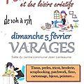 Scrapbooking dans le Var, Association Les Lucioles