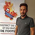 Infos de la Commission Technique et des Jeunes du District de Lyon et du Rhône de Football