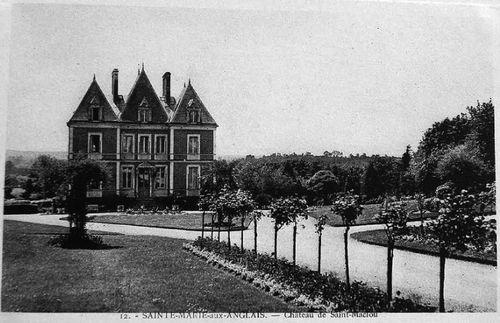 Saint-Maclou - Le château