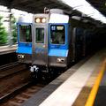 Hokusô 7000 -7004 (1979), Shinagawa eki