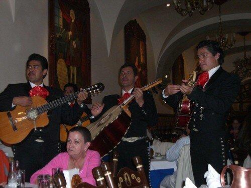 Mexico ciudad - Mariachi