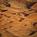 brown dunes namib