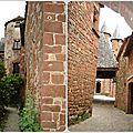 COLLONGES-LA-ROUGE ( 19 CORRÈZE )