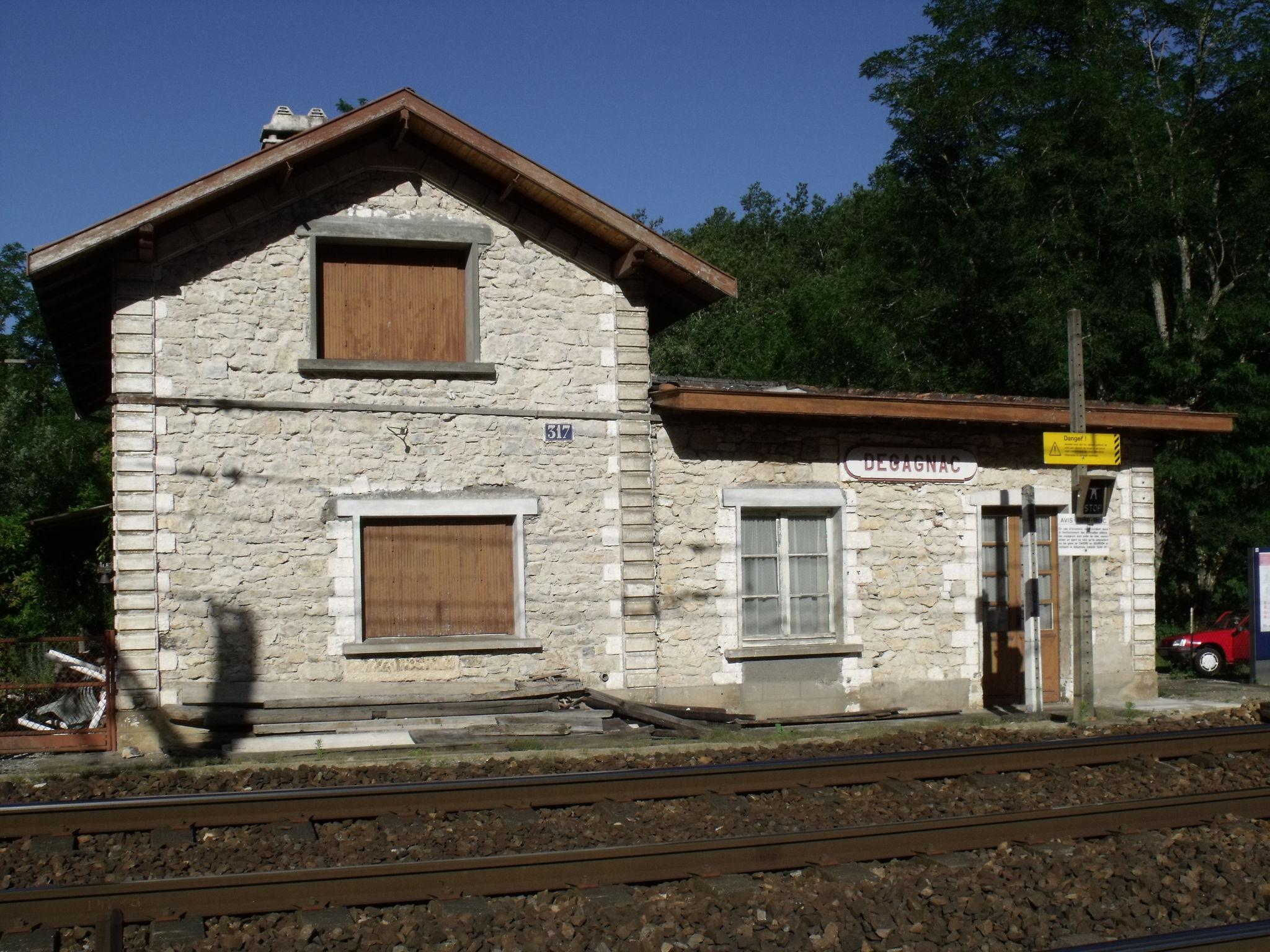 Dégagnac (Lot - 46)