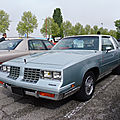 OLDSMOBILE Cutlass Supreme Brougham 2door coupé 1981