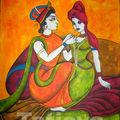 Amour à l'Indienne