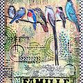 Famille zoizeau