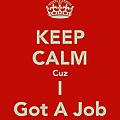 Mon premier <b>job</b> !