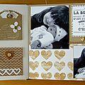 Album Complicité entre soeurs - page1