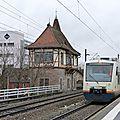 Strasbourg : les ter sur l'abonnement urbain