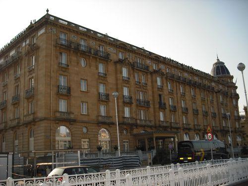 Donostia-Hôtel Maria Cristina