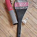 Badminton a paillettes!!!