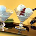 Glace à la <b>vanille</b>