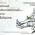 2- Festival international du livre militaire