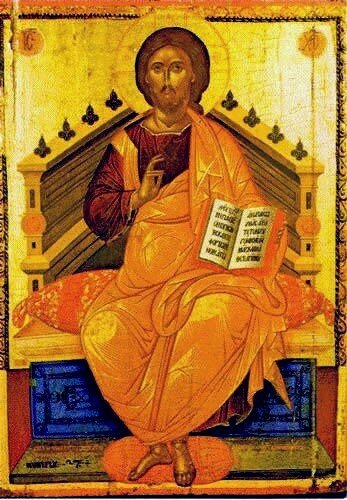 christ-enthroned