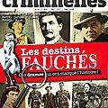Les gdes affaires criminelles (Fr) 2017