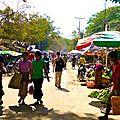 Marché de Pakkoku