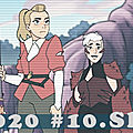 Hors-Saison Challenge Series2020 #10 : She-Ra and the Princesses of Power