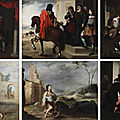 Newly-conserved works by <b>Murillo</b> displayed at the National Gallery of Ireland