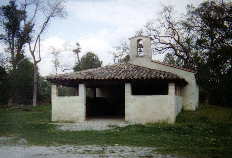 Chapelle de Saint Raphaël, Avensan
