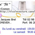 LECOUDFIL RETOUCHE COUTURE TREMEVEN