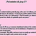 présentation du jury2