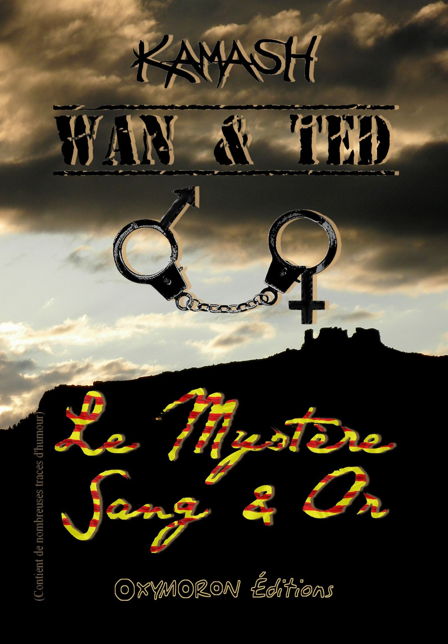 Wan & Ted - Le Mystère Sang & Or