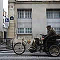 Montmartre, la course de lenteur