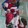 Botte Père Noël
