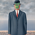 Exhibition in san francisco focuses on the latter half of rené magritte's career