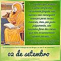 MENSAGEM DO DIA 02 DE SETEMBRO