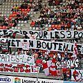 [photos tribunes] nancy - evian, saison 2011/12