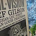 <b>Jef</b> <b>Gilson</b> : Œil*Vision (CED, 1962-1964)