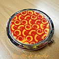 Miroir double Orange (4)