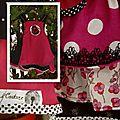 Un vestido que hace feliz ( las niñas y sus madres)